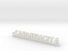 CARMENCITA_keychain_Lucky 3d printed
