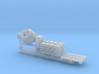 N Scale Concrete Mixer Set 3d printed