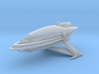 Dilgar War Cruiser 3d printed