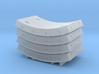 N Scale Tunnel Segments 3d printed