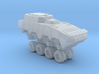 1/87 Scale Armored Hafaflinger 8x8 3d printed