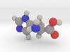 L-histidine 3d printed