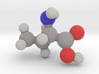 L-threonine 3d printed