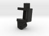 Traxxas Front Lowering Kit Neg10Deg Single LH 3d printed