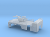 1/64th Tandem Axle Holmes Tow Truck Body 3d printed
