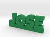 JOSE_Lucky 3d printed