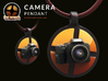 Camera Team Fortress - Pendant | Keychain 3d printed