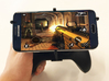 Xbox One S controller & Samsung Galaxy Note FE - O 3d printed Xbox One S UtorCase - Over the top - In hand