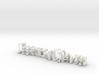 3dWordFlip: JessicaDavis/WonderWoman 3d printed