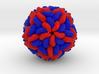 Killer Yeast Virus 3d printed