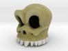 Cartoon Skull 3d printed