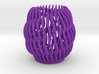 Spectacular Helicoid Mesh Vase - 10 cm 3d printed