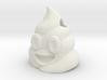 keychain_poop 3d printed