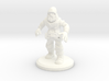 D&D Mini - Patches The Rogue 3d printed