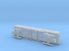 LNER Brick Wagon Kit 3d printed