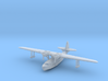 Sikorsky S-43 1/350 scale with u/c up 3d printed