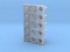 1-72_cone set 3d printed