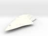 """USS Dauntless 3"""" long 3d printed"""