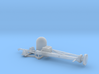 1/48 PT boat SO-A Radar Mast 001 3d printed