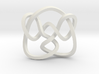 Knot 8₁₅ (Square) 3d printed