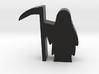 Game Piece, Grim Reaper Meeple 3d printed
