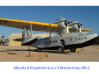 Sikorsky S-43 1/285 & 1/288 scale with u/c down 3d printed Pima Air & Space Museum, Arizona, USA