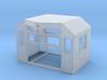 GMD SD40 Cab 1/160 3d printed