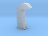 HO Scale Ventilation Duct 3d printed