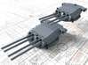 "1/700 Dunkerque 330 mm/50 (13"") Model 1931 Guns 3d printed 1/700 Dunkerque 330 mm/50 (13"") Model 1931 Guns"
