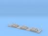 PTB Swordfish [HMS Queen Elizabeth] (1:1250) 3d printed