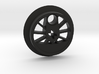 Medium Driver With Tire Groove 3d printed