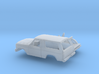 1/160 1979-86 Ford Bronco Kit 3d printed