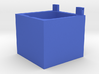 "Mulholland Drive ""Blue Box"" -  1 of 4 - Box Body 3d printed"