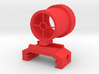 Sydex Adjustable Rear Sight 3d printed