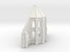 HORelM0143 - Gothic modular church 3d printed