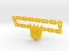 Nitro Zeus Chain, Con Symbol 3d printed