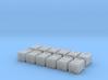 1/25 British Flimsies Can Set101 3d printed