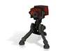 TF2 sentry level 1 (textured model) 3d printed