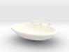 'Finer Fare' Drop-in Bathroom Sink 1:12 Dollhouse 3d printed