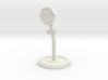 Stop Sign object 3d printed