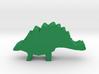 Dino Meeple, Stegosaurus 3d printed