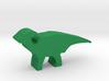 Dino Meeple Parasaurolophus 3d printed