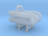 HO Scale Heat Exchanger #3 Double 3d printed
