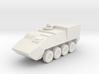 1/87 Scale Stryker Ambulance 3d printed