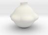Vase J1307 3d printed