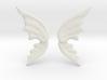 Printle Thing Angel Wings III - 1/24 3d printed