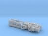 US M911 / M7478 C-HET Tank Transporter 1/285 3d printed
