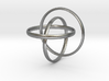 Interlocking rings 3d printed