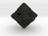 Spindown Companion Cube 10D10 - Portal Dice 3d printed