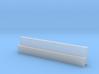 Profil 50mm Waggon-Sitzbank einfach niedrig FUD/FE 3d printed